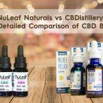 NuLeaf Naturals Vs. CBDistillery