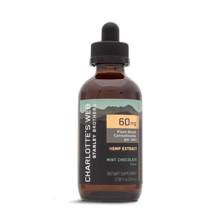 Charlotte's Web CBD Oil, 6000 mg CBD