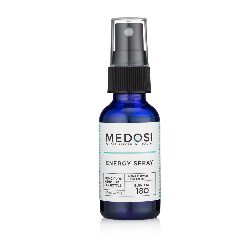 Medosi, Energy Spray, THC-Free, 1oz, 180mg CBD 2