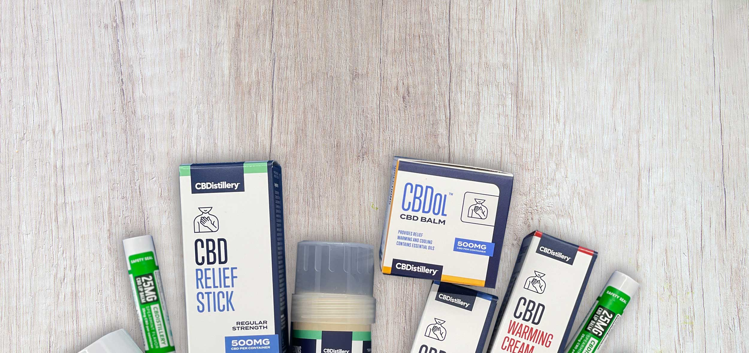 Subscribe and save 5% at CBD.market online store