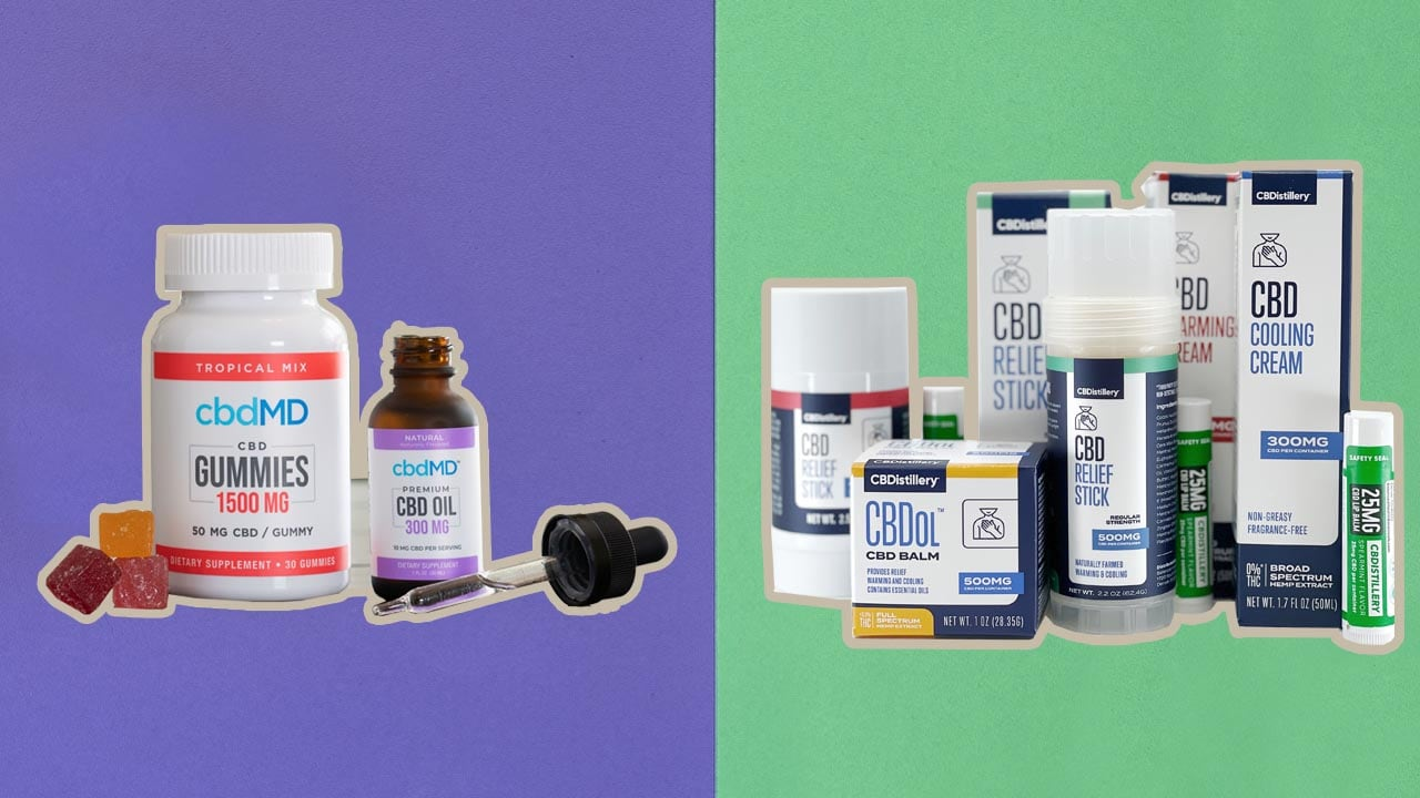 Topical Oil Vs Oral CBD Oil: What Are the Differences?