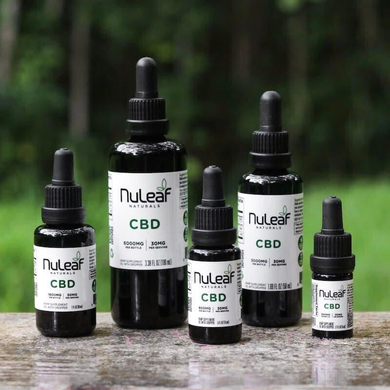 Nuleaf-Oils