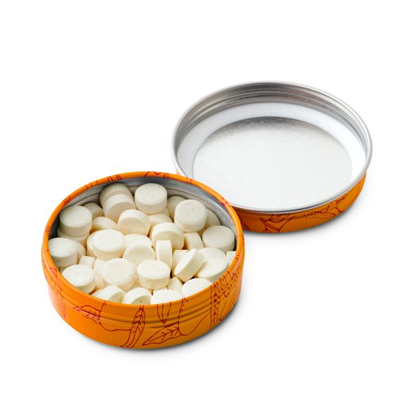 Lazarus Naturals, Mango CBD Fruit Tarts, Isolate THC-Free, 60ct, 1500mg CBD 3