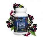 Wyld CBD, Elderberry Gummies, Broad Spectrum THC-Free, 40ct, 200mg CBN + 1000mg CBD