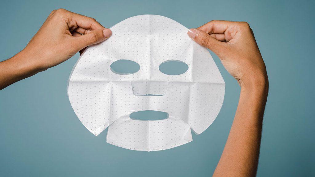 CBD Face Sheet Mask