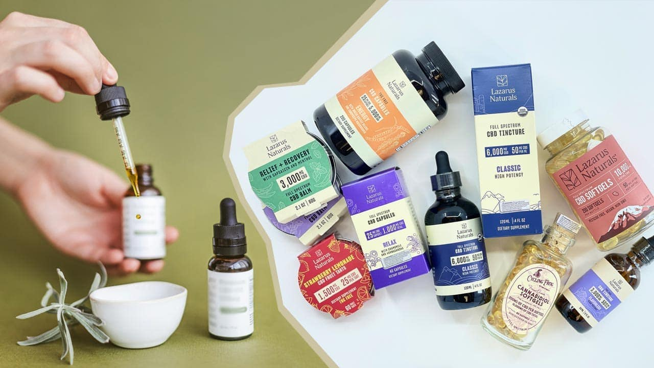Tips on How to Choose the Right CBD Product
