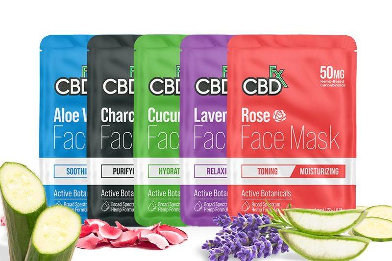 CBDfx Face Masks