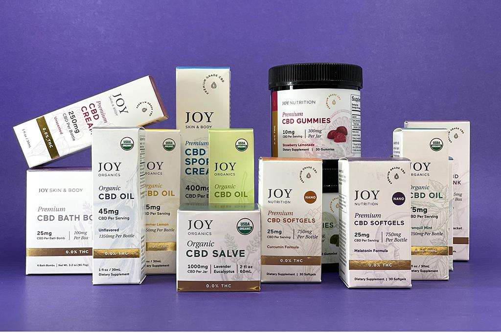 Joy Organics CBD Oil Reviews