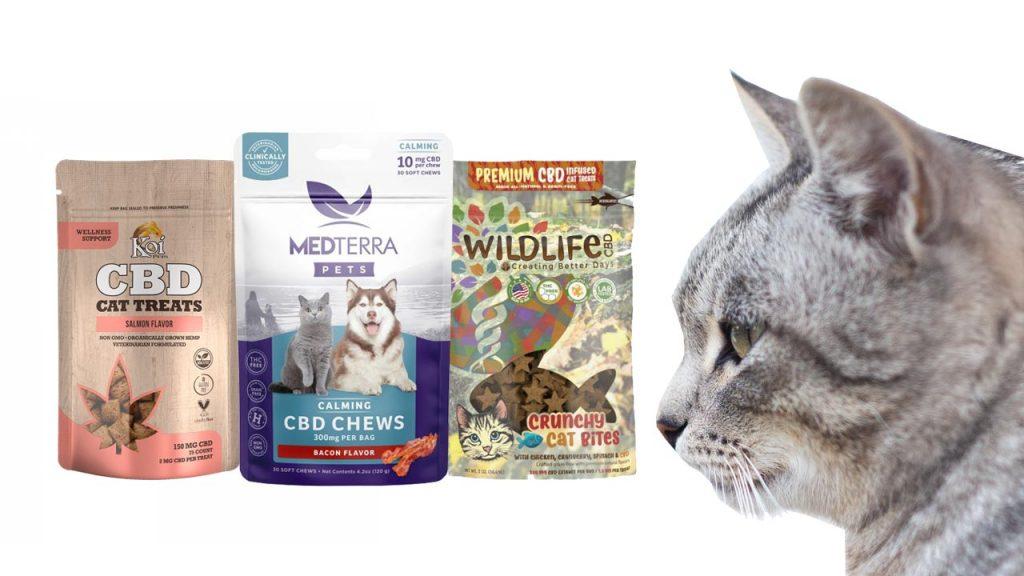 Buy CBD Cat Treats