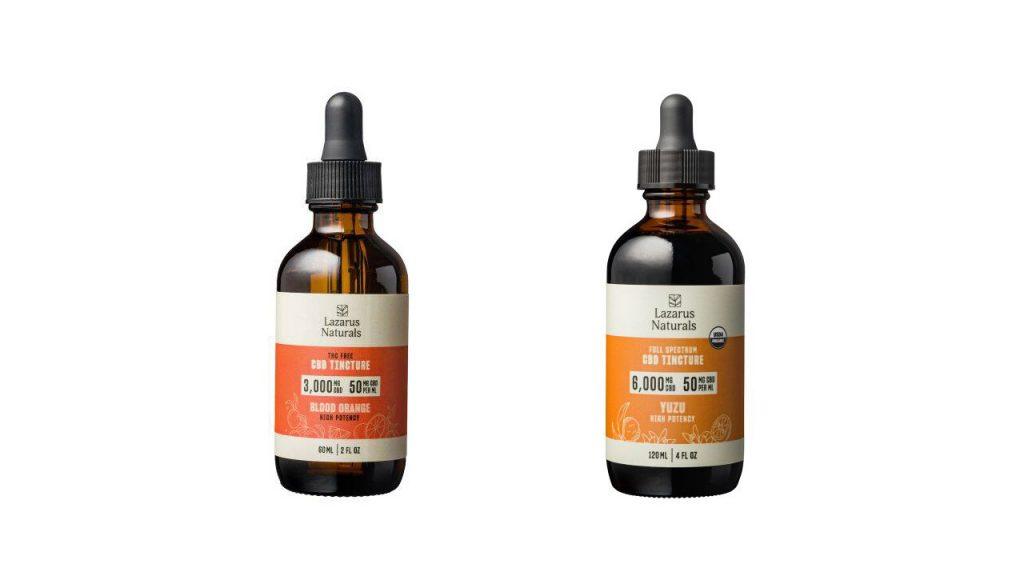 Legitimate CBD oil is bottled in dark amber bottles and not cheaper clear bottles