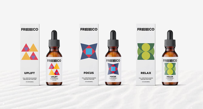 Freeco CBD Tinctures
